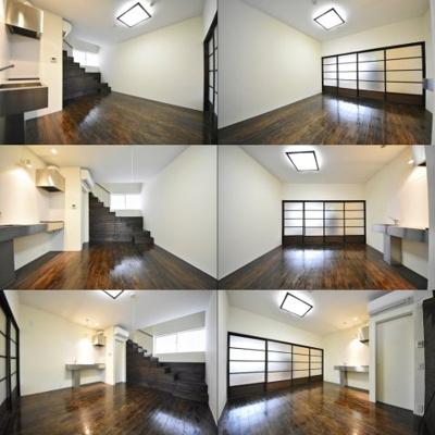 【浴室】Tanimachi6Teracce-谷町六丁目テラスハウス-