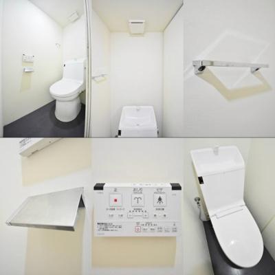 【トイレ】Tanimachi6Teracce-谷町六丁目テラスハウス-