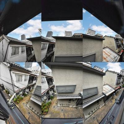 【バルコニー】Tanimachi6Teracce-谷町六丁目テラスハウス-