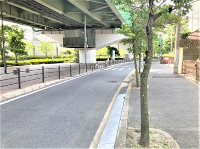 【周辺】太子橋3丁目貸事務所