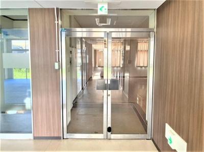 【玄関】太子橋3丁目貸事務所
