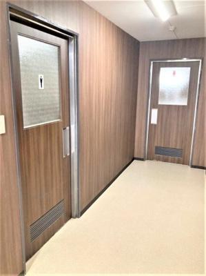 【トイレ】太子橋3丁目貸事務所