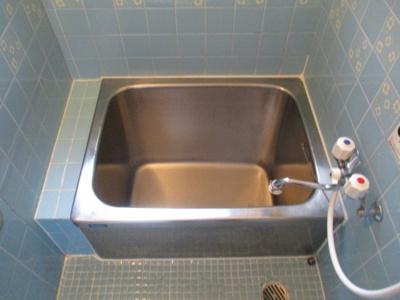 【浴室】幸梅荘