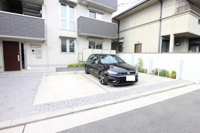 【駐車場】クラコート