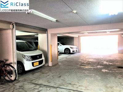 【駐車場】エスリード三宮
