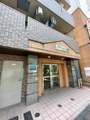 【エントランス】マルベリーラグーン勝どき