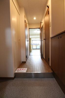 【玄関】ノルデンタワー新大阪