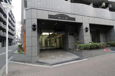 【エントランス】ノルデンタワー新大阪