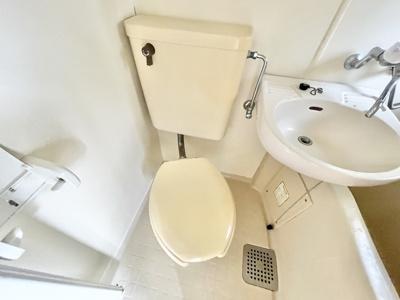 【トイレ】ハイツハミング