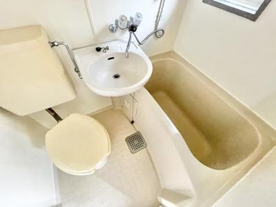 【浴室】ハイツハミング