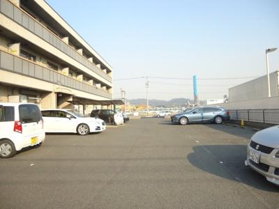 【駐車場】レアンドロス