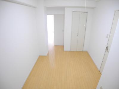 ※同間取りの別号室の写真です。