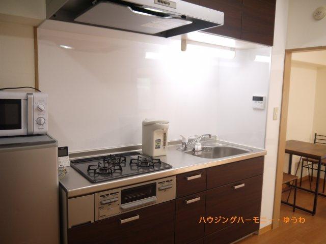 【キッチン】宮本37ハイツ