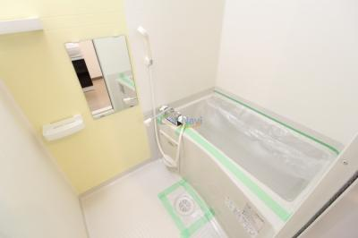 【浴室】ALZA東天満