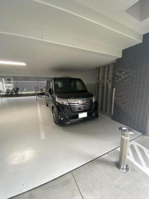 【駐車場】プレサンス京町堀ノース