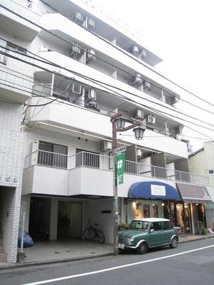 【外観】スカイコート渋谷