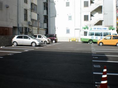 【駐車場】モンパルウス東町