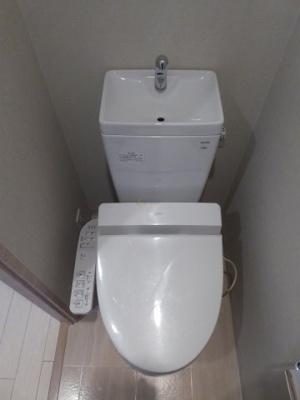 【トイレ】アドバンス西梅田Ⅱ