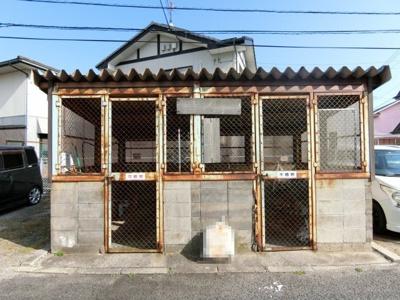 【キッチン】ビレッジハウス安倍1号棟