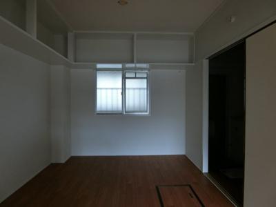 【バルコニー】ビレッジハウス安倍1号棟