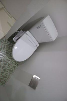 【トイレ】クレヴィスタ北千住