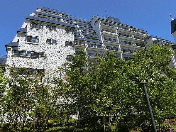 渋谷・神泉・代官山が生活圏 南平台に佇むヴィンテージマンション 陽当り・眺望良好 宅配ボックス・オートロック完備 複数路線利用可能