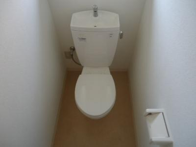 【トイレ】アプト南川