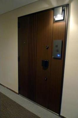 「玄関部分」