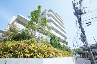 「蒲田駅徒歩5分のマンションです」