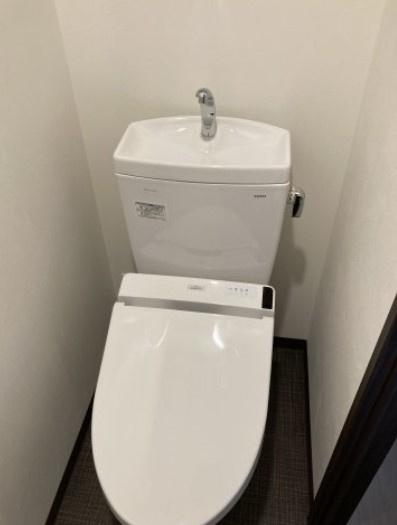 【トイレ】CREVISTA高円寺