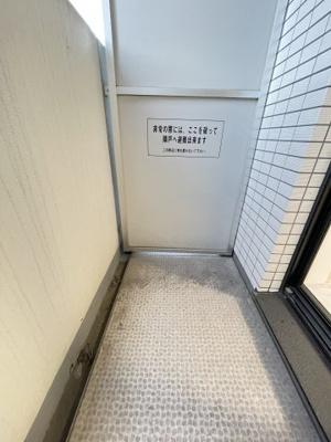 【玄関】スカイコート品川パークサイドⅢ