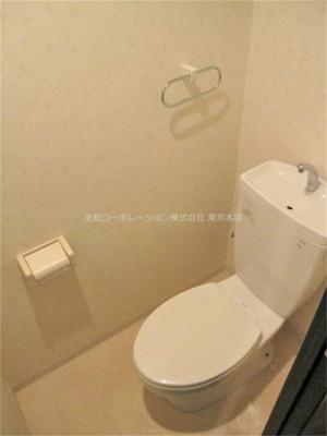 【トイレ】COZYCOURT