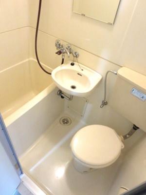 【浴室】日神パレス西新宿