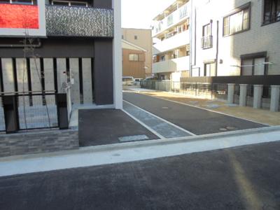 【駐車場】HANANOKI RISE