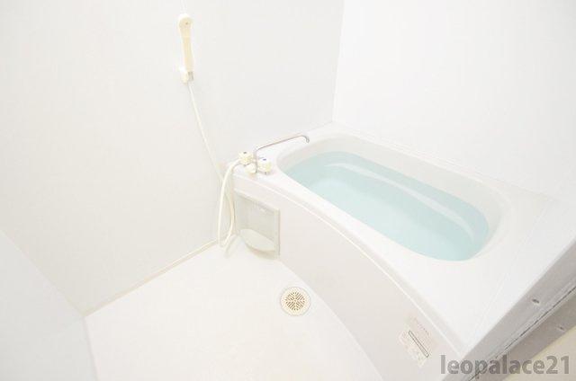 【浴室】レオパレスブラウンブレッド