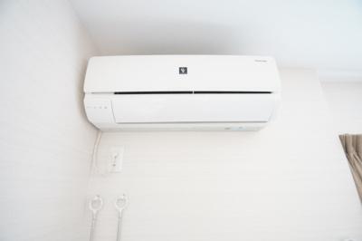 「エアコン完備」