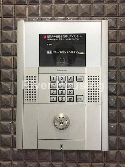 【セキュリティ】ル・リオン初台