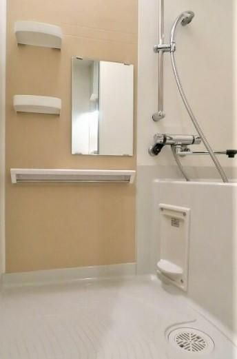 【浴室】ル・リオン初台
