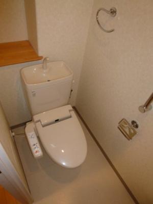 【トイレ】桜山西マンション