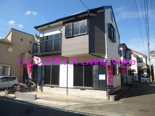 平塚市虹ケ浜 中古一戸建て 2021.10.11撮影 ※バルコニーは新設となります。