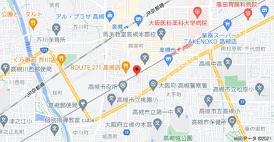 【地図】ヒロハウス
