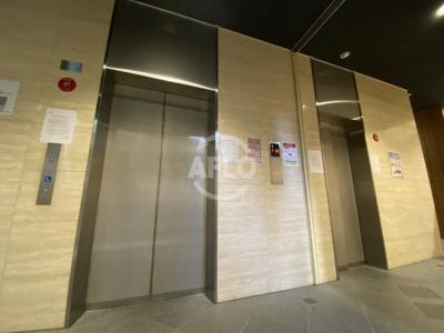 エルヴェ東天満 エレベーターホール