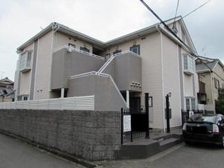 【外観】和歌山市島橋北ノ丁一棟アパート