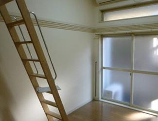 【洋室】和歌山市島橋北ノ丁一棟アパート