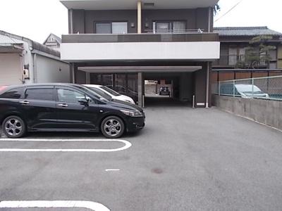 【駐車場】アクアマリン名駅
