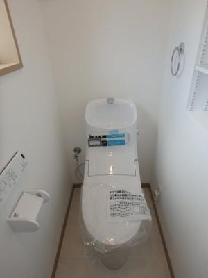 【トイレ】鶴ヶ島市脚折中古戸建