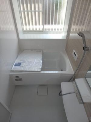 【浴室】鶴ヶ島市脚折中古戸建