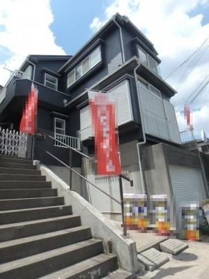 【外観】鶴ヶ島市脚折中古戸建