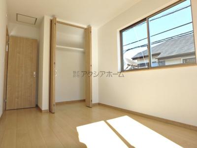 【設備】入間市東藤沢8丁目・全1棟 新築一戸建 ~東南角地~