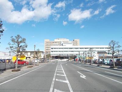 伊勢崎市民病院まで1600m